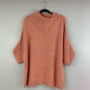 NWOT CAbi Foldover Pullover